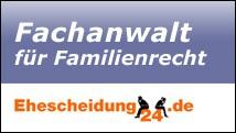 geprüfter Fachanwalt für Familienrecht bei Ehe scheidung 24